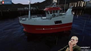 Fishing: Barents Sea. Восторг и маты в 4К. 3 Vibeke Cathrin