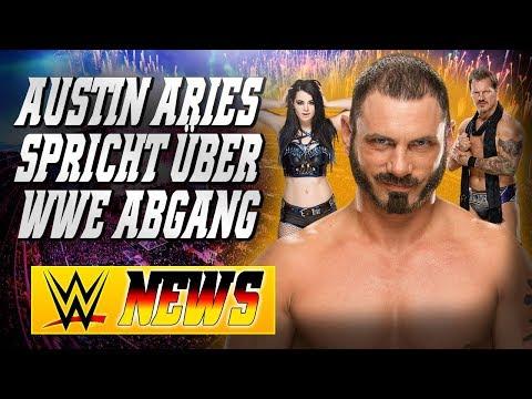 Austin Aries spricht über WWE Abgang, Paige Comeback & wieder Single | WWE NEWS 81/2017