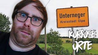 Krasse Ortsnamen In Deutschland Die Es Wirklich Gibt