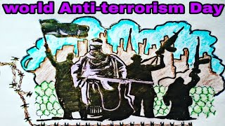 International Anti-terrorism Day