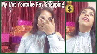 My First Youtube Payment Shopping | Diwali Gifts For  Family &  Friends| Fitness & Lifestyle Channel