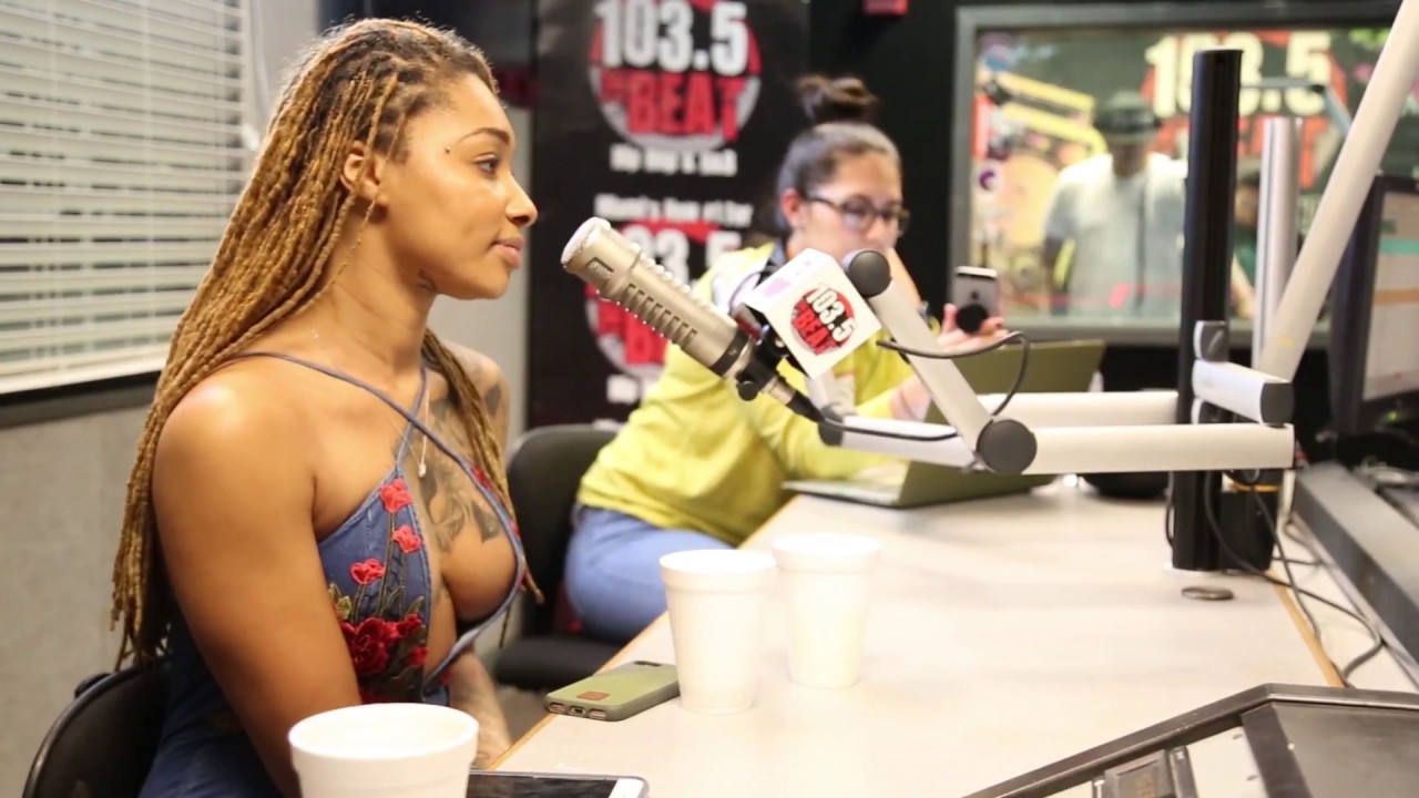 Dutchess of Ink (Exclusive Interview) on 103.5 The Beat with Papa Keith