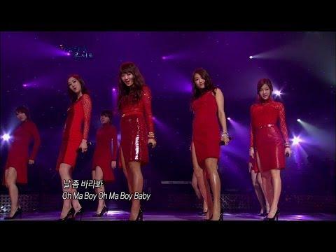 【TVPP】SISTAR - Ma Boy, 씨스타 - 마 보이 @ Beautiful Concert Live