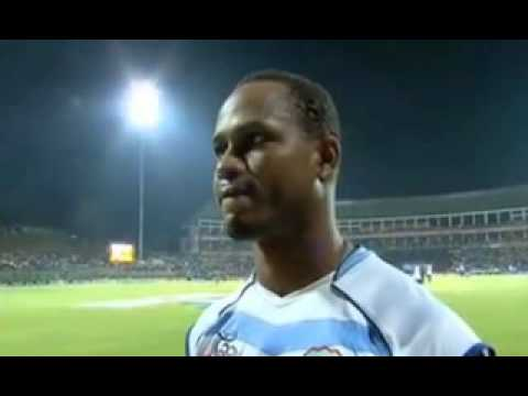 100112 p25 Marlon Samuels T20 Interview