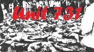 World war 2 - War crimes - Unit 731
