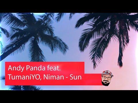 😹 Иностранец реагирует на Andy Panda feat. TumaniYO, Niman - Sun