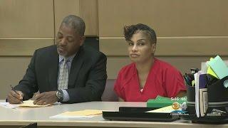 Life In Prison For Woman Accused Of Killing Miami Cop, Her Boyfriend