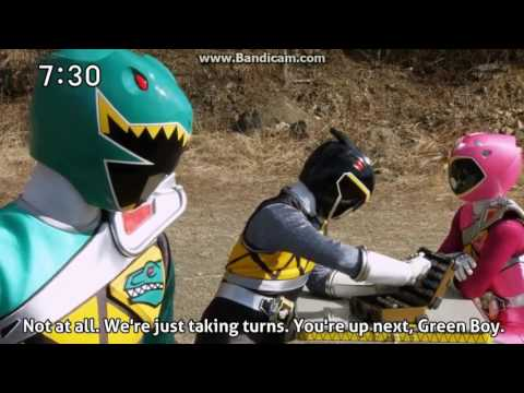Kyoryuger Kyoryugers Try Guardians Beasts Battery's