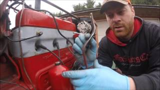 1947 Farmall M Episode 26: 12 Volt Conversion & 100TH EPISODE!