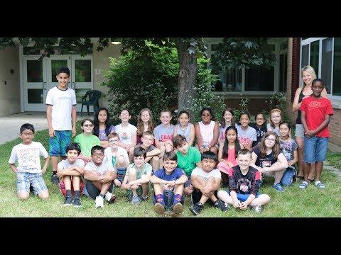 Last Day of 5th Grade (Craig School) -- 2018