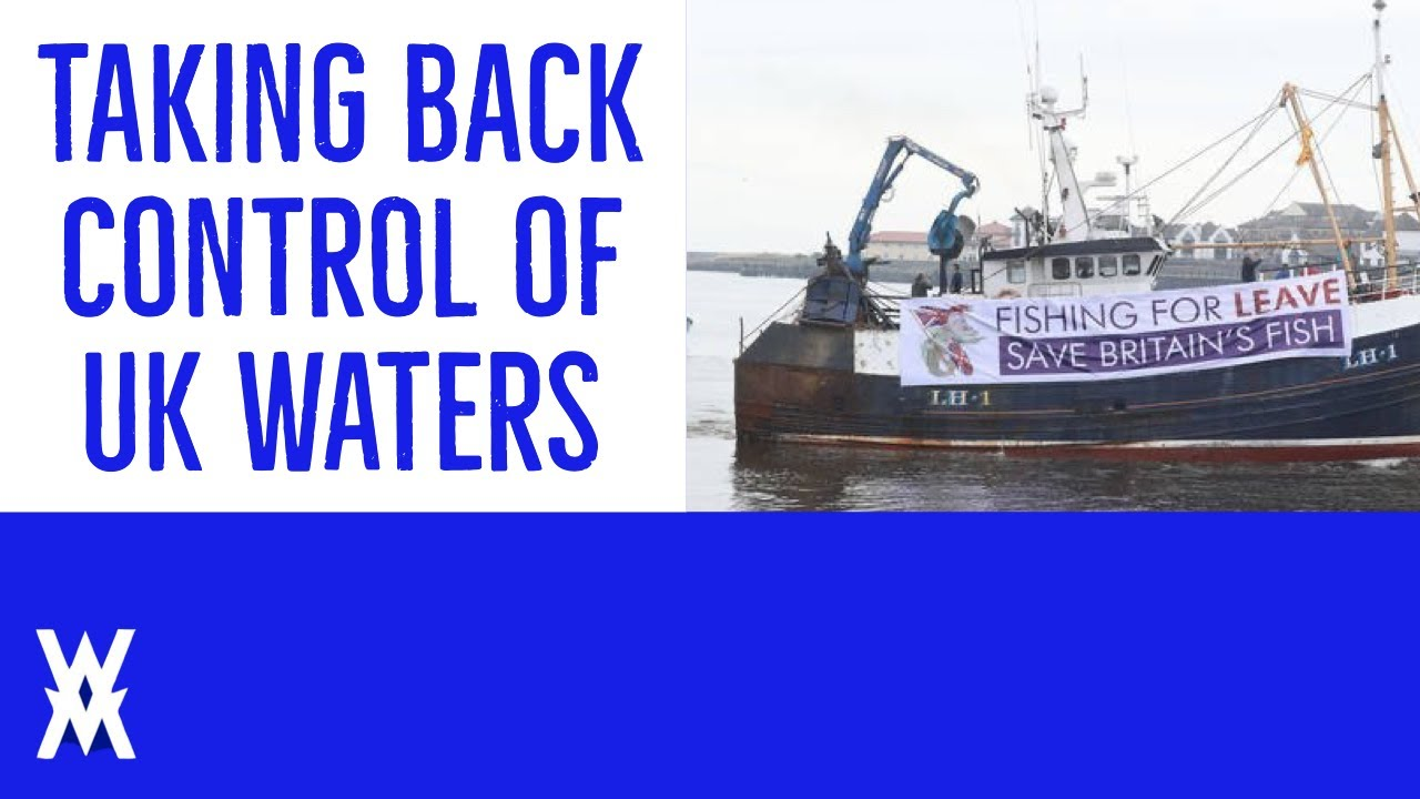 Taking Back Control Of UK Waters