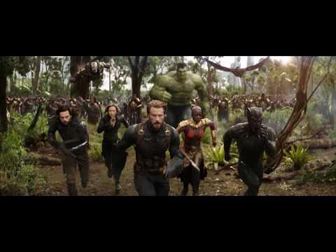 Avengers: Infinity War | Official Tamil Teaser Trailer | In Cinemas April 27