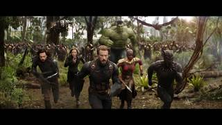 Avengers: Infinity War | Official Tamil Teaser Trailer | In Cinemas April 27
