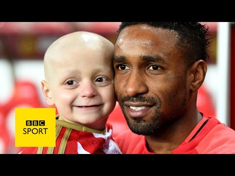 Terminally ill Bradley scores against Chelsea - BBC Sport
