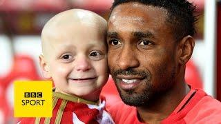 Terminally ill Sunderland fan Bradley scores against Chelsea - BBC Sport