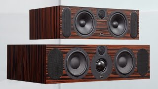 PMC launch new fact centre channel speakers