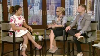 "Gina Rodriguez Met Her Boyfriend on the Set Of ""Jane the Virgin"""