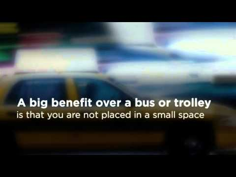 Ride One Taxi Service - Benefits Of Taking A Cab