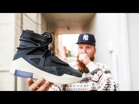 IS THE NIKE AIR FEAR OF GOD WORTH THE HYPE?! (Early In Hand Review)
