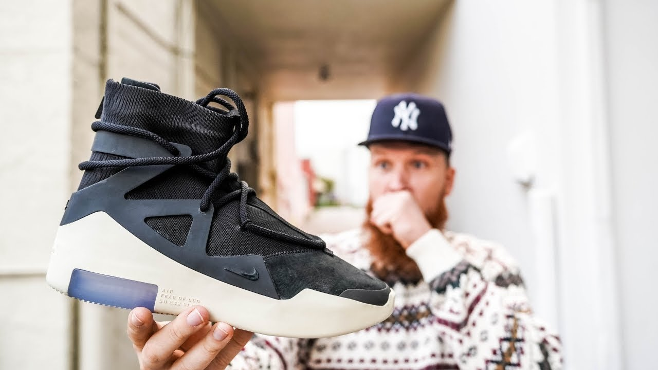 IS THE NIKE AIR FEAR OF GOD WORTH THE