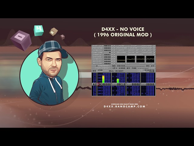 D4XX - No Voice (Original Mod 1996)