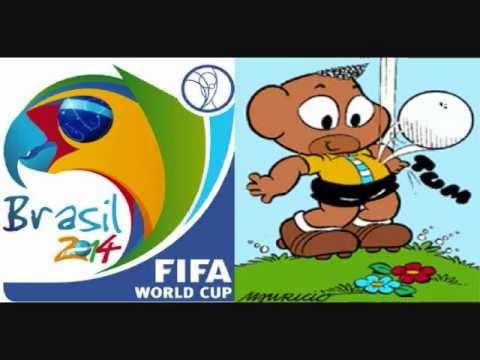 Historia de los mundiales de f 250 tbol logos mascotas y balones