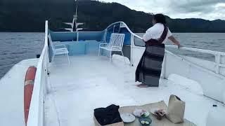 Ritual Pencarian Korban Tenggelam di Danau Toba Diiringi Musik Tradisional Batak - Stafaband