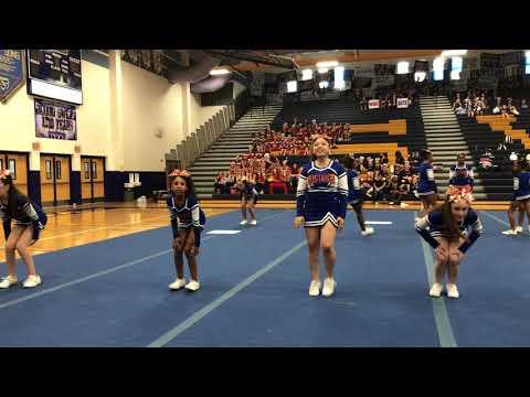 NCSAA Mater Academy Mountain Vista Middle School Cheerleading