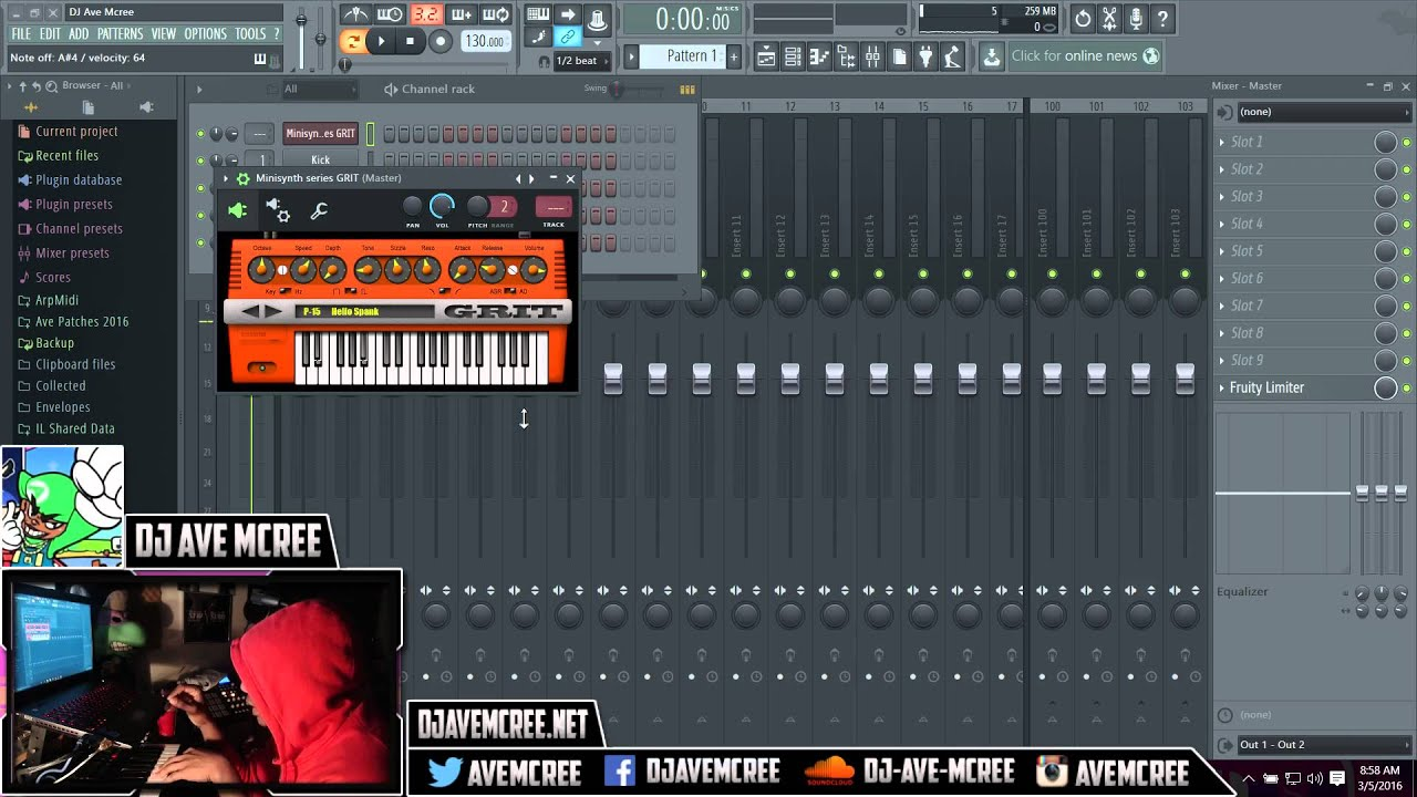 Free download Friday: Minisynth series VST