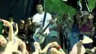 Simple Plan - You Don't Mean Anything To Me Live