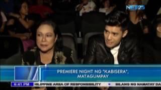 Kabisera premiere night, a success