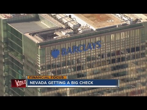 Nevada among 43 states in bank rate settlement with Barclays