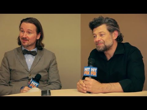 Andy Serkis & Matt Reeves On The Obstacles They Faced While Making 'Dawn Of The Planet Of The Apes'