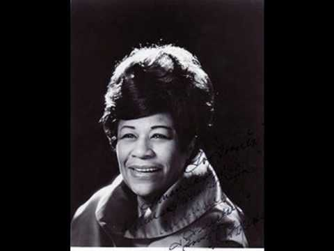 """(I Love You) For Sentimental Reasons""Ella Fitzgerald"