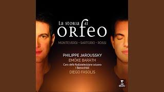 """L'Orfeo, Act 1: """"Cara e amabile catena"""" (Euridice, Orfeo)"""