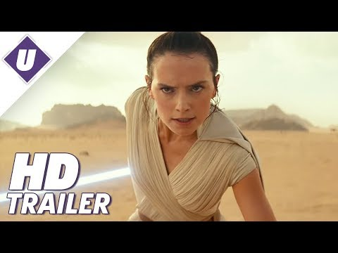 Rick Hamada & Scotty B - Star Wars Episode IX - The Rise Of Skywalker - Official Teaser Trailer