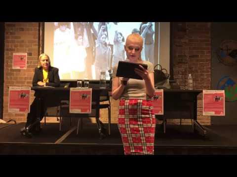 Helen Razer speaking about why 1968 matters