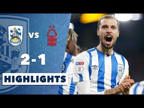 HIGHLIGHTS | Huddersfield Town 2-1 Nottingham Forest