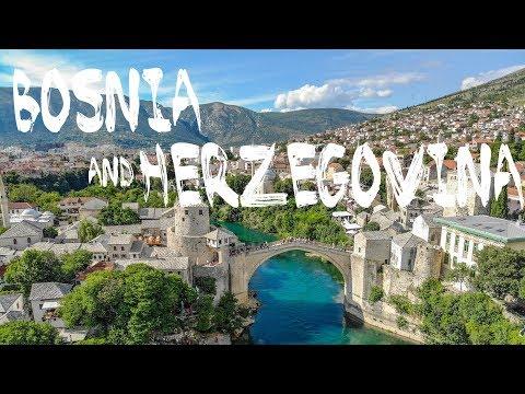 Bosnia and Herzegovina - DJI Mavic Air 4K