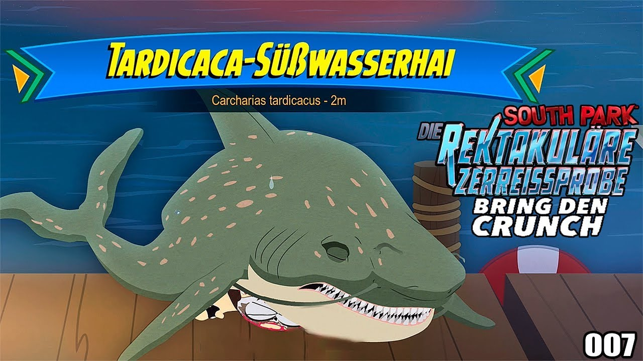 Süßwasserhai