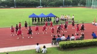 天主教南華中學2016仁社啦啦隊