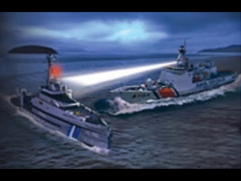 Turkish Coast Guard ship UMUT attempted to sink the Greek Coast Guard vessel GAVDOS
