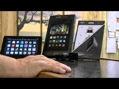 Amazon Kindle Fire HDX 8.9 - My Review