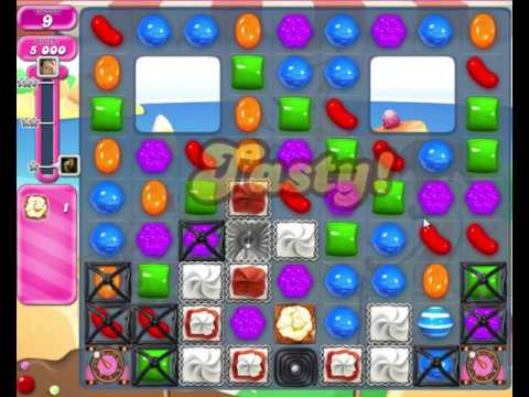 Candy Crush Saga LEVEL 1968 NO BOOSTERS (16 moves)