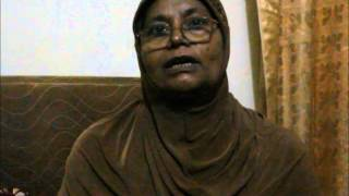 Shajeda Madam's Message to her former students of Bogra Cantonment Public School and College