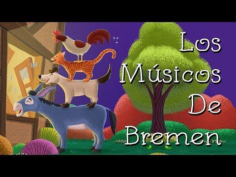 LOS MÚSICOS DE BREMEN | AUDIO CUENTO PARA NIÑOS | ESPAÑOL