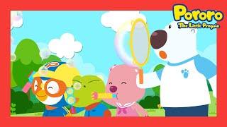 Pororo's Summer | Bubble Bubble Song | Summer Song | Nursery Rhymes | Pororo the little penguin