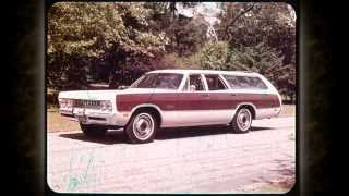 1969 Chrysler & Plymouth Station Wagon Sales Features - Dealer Promo Film