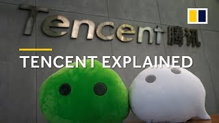 What makes Tencent such a tech goliath?