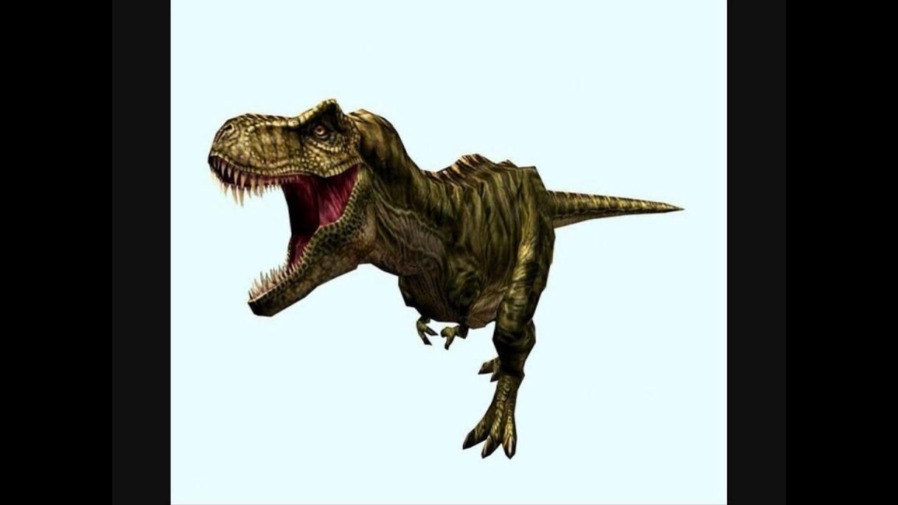 Jurassic Park T Rex Roar Jurassic Park O...